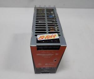 Weidmuller Connectpower Pro m Power Supply N1692 8951360000
