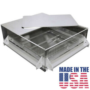 Brooder Gqf 0534 Universal Heated Box Brooder Chicks Chickens Made In The Usa
