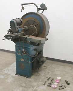 Lempco 795 30 Clutch Plate And Flywheel Grinder Refinisher Grinding