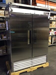 Turbo Air Tsf 49sd n 54 2 Door Reach in Commercial Freezer