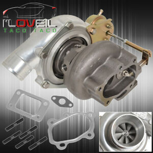 Gt28 Turbo Charger T25 Inlet Internal Wastegate 64 Ar Turbine Disco Potato