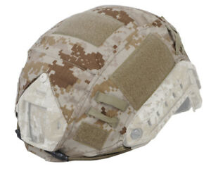 Emerson Tactical Military Helmet Cover for Ops-Core Fast Helmet BJPJMH AOR1