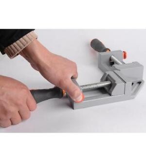 Corner Clamp Mitre Clamp Right Angle Picture Framing Vice Vise Double Handle