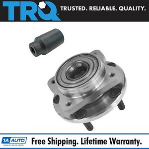 Trq Wheel Bearing Hub Assembly Front W 32mm Socket For Caravan Town Country