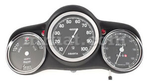 Fiat 600 850 Tc Coupe Abarth Dashboard New