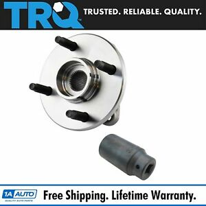 Trq Front Wheel Hub Bearing Left Or Right W 30mm Socket For Cobalt G5 Ion