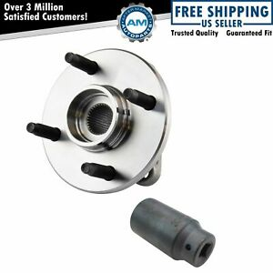 Front Wheel Hub Bearing Left Or Right W 30mm Socket For Cobalt G5 Ion