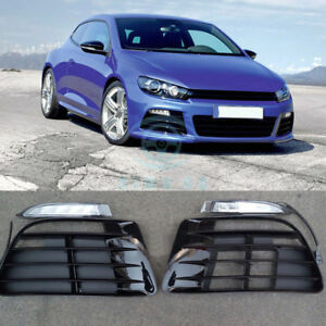 For Golf Scirocco R Auto Set Daytime Running Light Turn Signal grille