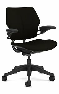 Freedom Chair By Humanscale Standard Duron Arms Foam Seat Standard Carpet C