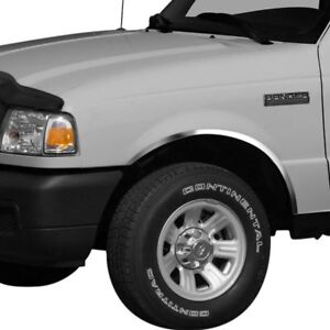 For Ford Ranger 1993 2008 Saa Polished Replacement Fender Trim