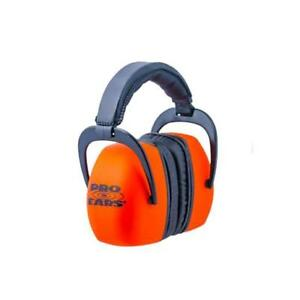 Peupo Pro Ears Passive Hearing Protection Adjustable Headband Nrr 30 Ultra Pro O