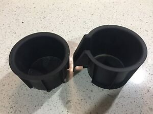 2014 2016 Toyota 4 Runner Front Console Cup Holders 66992 35030