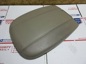 1997 2002 Lincoln Navigator Expedition Center Console Lid Arm Rest Wide Armrest