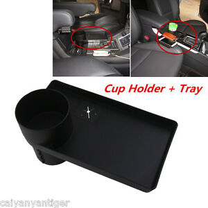 Car Auto Storage Organizer Travel Drink Coffee Cup Holder Table Stand Food Tray