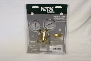 Victor Cutskill Medium Duty Nitrogen Regulator 250 Series
