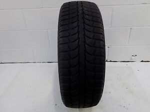 Used P215 65r17 99 S 7 32nds Uniroyal Tiger Paw Ice Snow Ii