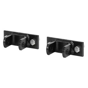 Curt Replacement Bumper Brackets For Adjustable Tow Bar
