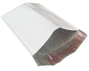 8 5x12 2 Poly Bubble Mailers Shipping Mailing Padded Envelopes Bags 8 5 X 11