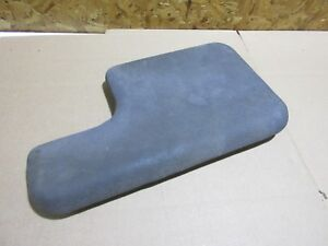 1994 2002 Ford Ranger Mazda B Series Pick Up Truck Center Console Lid Gray