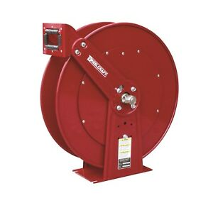 Reelcraft Pw81000 Ohp Pressure Wash Spring Retractable Hose Reel