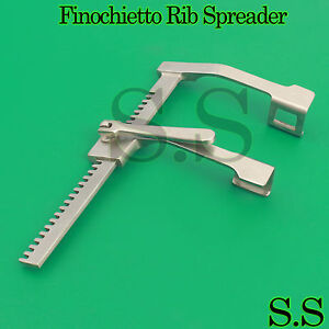 Finochietto Rib Spreader Retractor 8 5 Spread Surgical Veterinary Instruments