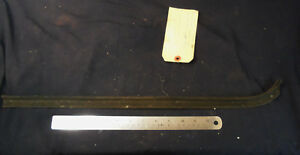 Nos 1973 1979 F100 F250 F350 Pickup Bronco R o Window Fuzzy Seal Weatherstrip