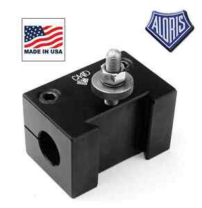 Aloris Axa 41d Quick Change Boring Bar Holder 1 Id