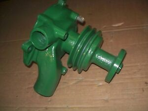 Oliver 1650 1655 1750 1755 1800 1850 1855 1955 Farm Tractor Factory Water Pump