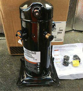Copeland Zp21k5e pfv 830 1 2 3 Ton R410a 208 230v 1ph Scroll Compressor New