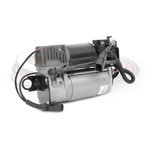 2008 2010 Porsche Cayenne Air Suspension Air Compressor W Dryer