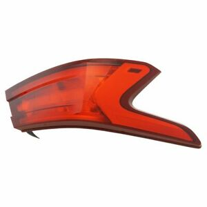Rear Outer Tail Light Lamp Assembly Driver Side Lh Lr For Nissan Maxima New