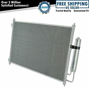 Ac Condenser A C Air Conditioning With Receiver Drier For Nissan Rogue Select
