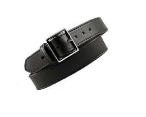 Boston Leather 6521 3 40 Black Bw Lined Sam Browne Garrison Belt 42