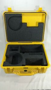 4 Original Trimble 5800 Genuine Pelican Case total Station