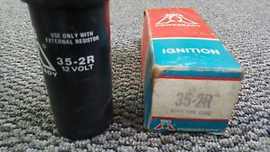 Big A Ignition Coil 35 2r 12 Volt Power Ready Use