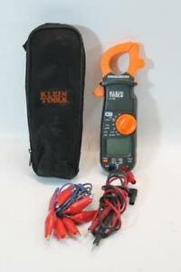 Klein Tools Cl1000 Clamp Multi meter W Leads