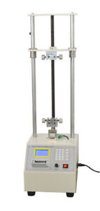 Electric Double Column Vertical Tension Test Stand Vertical Tension Test 220v