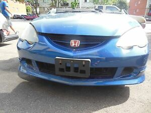 Jdm Rsx Type R Right Hand Drive Conversion Dc5 Type R Conversion Front End Clip
