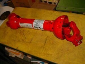 New Old Stock Gehl Spreaders baler Pto Shaft 540 Rpm