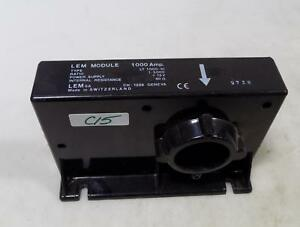Lem Module 1000 Amp Lt 1000 si Type Ratio Power Supply