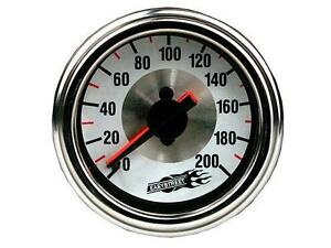 Airlift 2 Air Gauge White Face Dual Needle 200 Psi