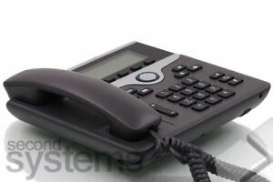 Cisco 7821 Voip ip Phone System Telephone Poe Without Floor Cp 7821