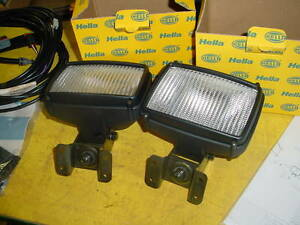New Case New Holland Working Lights Kit hella Lights tractors And More