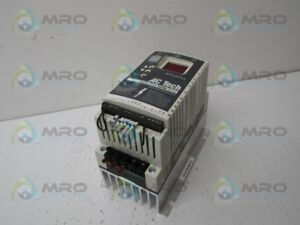 Ac Tech Sf510 Variable Speed Ac Motor Drive as Pictured used
