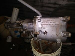 1964 1965 Muncie 4 Speed Transmission 3851325