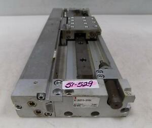 Smc Guided Rodless Cylinder My2h25g 200h