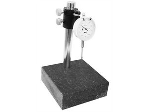 Granite Check Stand 12x8x2 Dial Indicator Not Included New
