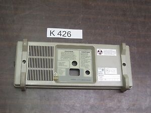 Tektronix Rear Face Pannel For 2220 Oscilloscope K426