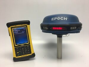 Spectra Precision Epoch 50 Gps Receiver Nomad With Survey Pro Gps
