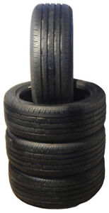 4 Continental Contipro Contact Tires 235 45r19 For 2013 2017 Ford Escape Ml